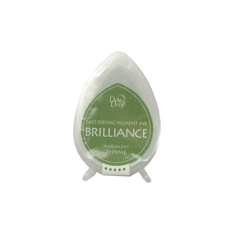 Brillance Dew Drop - Pearlescent Thyme