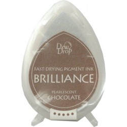 Brillance Dew Drop - Pearlescent Chocolate