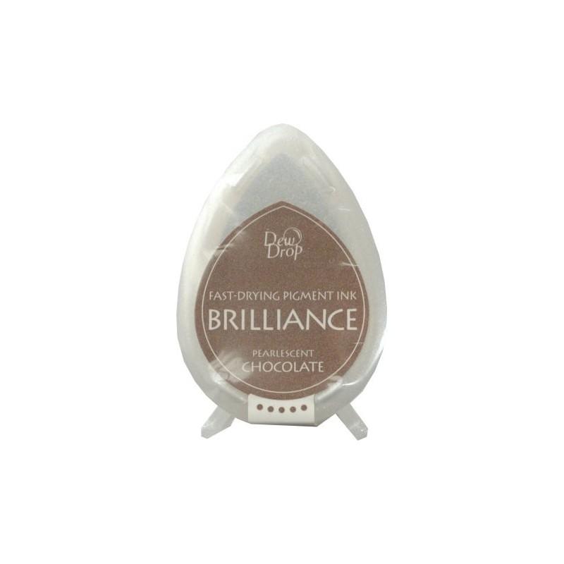 Brillance Dew Drop - Pearlescent Chocolate