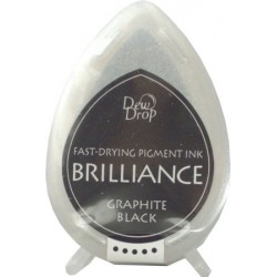 Brillance Dew Drop - Graphite Black