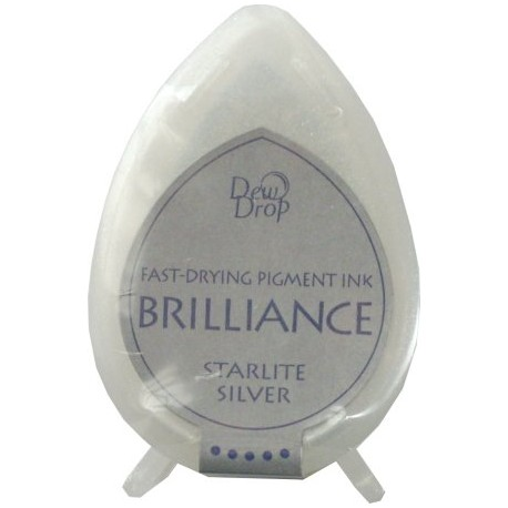 Brillance Dew Drop - Starlite Silver