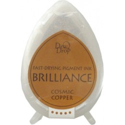 Brillance Dew Drop - Cosmic Copper