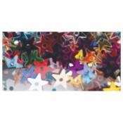 Lentejuelas Estrellas - 5mm