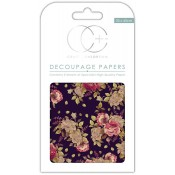 Papeles decoupage Automn Bloom