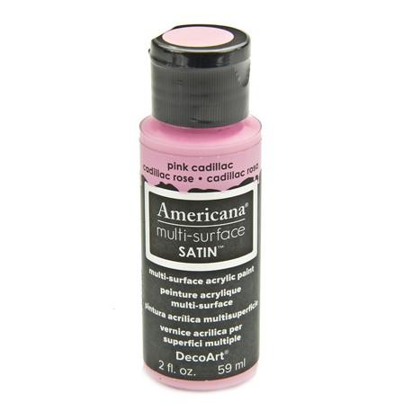 Multisurface Satins - Cadillac rosa